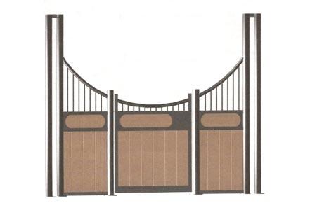 Plan - Façade Palace - Version 2