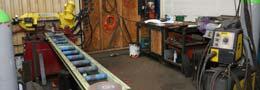 Atelier metallerie ferronerie