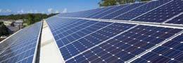 Construction fabrication de batiment photovoltaique